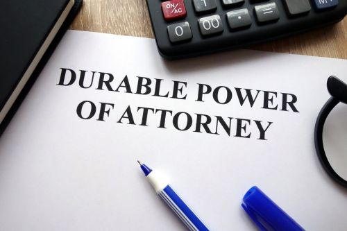 (durable) power of attorney